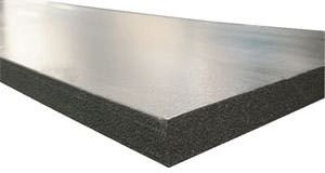 SilverGlo™ crawl space wall insulation available in Inman